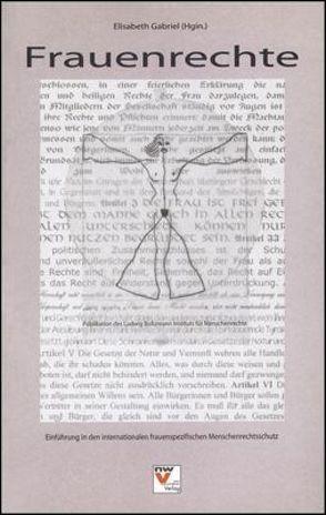 Frauenrechte von Gabriel,  Elisabeth
