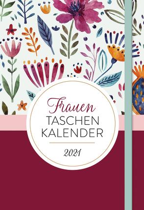 FrauenTaschenKalender 2021 von Filker,  Claudia, Specht,  Andrea