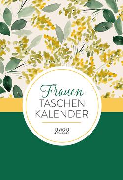 FrauenTaschenKalender 2022 von Filker,  Claudia, Specht,  Andrea