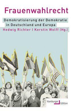 Frauenwahlrecht von Richter,  Hedwig, Wolff,  Kerstin