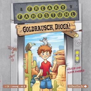 Freaky Fahrstuhl 1: Goldrausch, Digga! von Rohrbeck,  Oliver, Tielmann,  Christian
