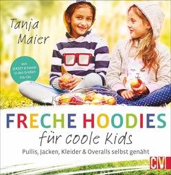 Freche Hoodies für coole Kids von Maier,  Tanja