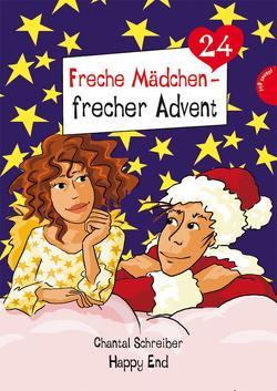 Freche Mädchen – frecher Advent von Brinx/Kömmerling, Schössow,  Birgit