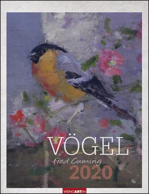 Fred Cuming – Vögel Kalender 2020 von Weingarten