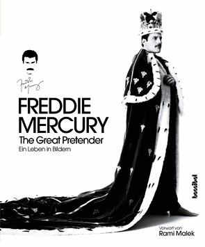 Freddie Mercury – The Great Pretender von Fricke,  Harriet, Malek,  Rami, O'Hagan,  Sean