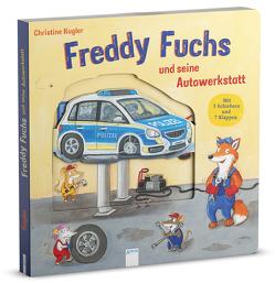 Freddy Fuchs und seine Autowerkstatt von Kugler,  Christine