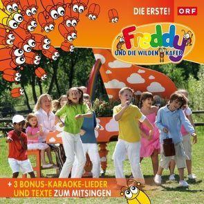 Freddy und die wilden Käfer Vol. 1