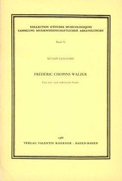 Frédéric Chopins Walzer von Guignard,  Silvain