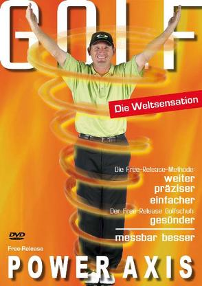 """Free-Release """"Golf-Power-Axis"""" von Drollinger,  Frank"""