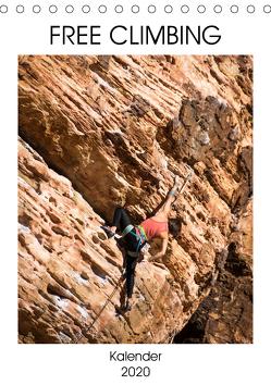 Freeclimbing (Tischkalender 2020 DIN A5 hoch) von Same