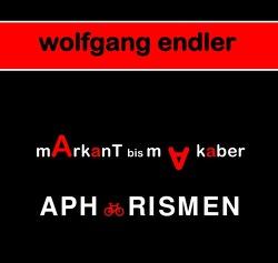 FREEdrichshagener KleeBLATT / mArkanT bis mAkaber von Endler,  Wolfgang, Jarju,  Monika, Siegl,  Dorothy