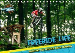 Freeride Life (Tischkalender 2019 DIN A5 quer) von Freiberg,  Patrick