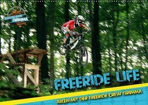 Freeride Life (Wandkalender 2018 DIN A2 quer) von Freiberg,  Patrick