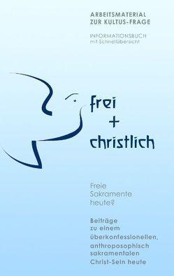 frei + christlich von Lambertz,  Volker