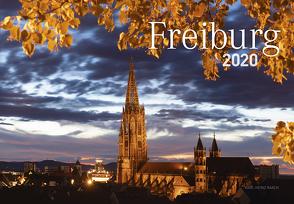 FREIBURG 2020 von Raach,  Karl-Heinz