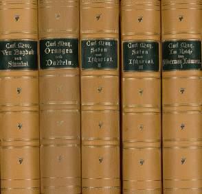 Freiburger Erstausgaben. Faksimilierter Text / Ardistan und Dschinnistan II von May,  Karl, Schmid,  Roland