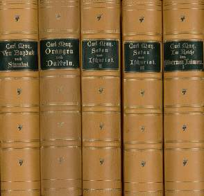 Freiburger Erstausgaben. Faksimilierter Text / Im Lande des Mahdi II von May,  Karl, Schmid,  Roland
