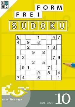 Freiform-Sudoku 10