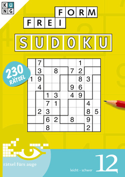 Freiform-Sudoku 12