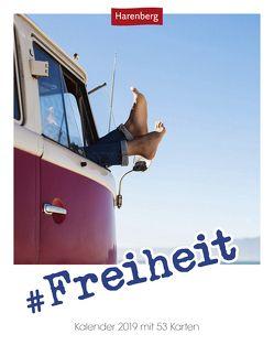 #Freiheit – Kalender 2019 von Harenberg