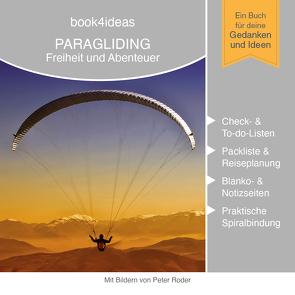 Freiheit und Abenteuer – Paragliding (book4ideas klassisch)
