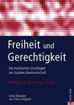 Freiheit und Gerechtigkeit von Kersting,  Wolfgang