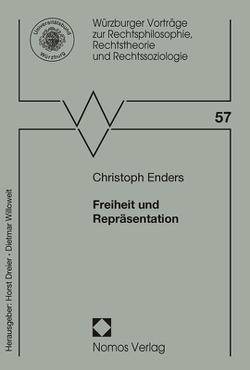 Freiheit und Repräsentation von Enders,  Christoph