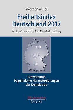 Freiheitsindex Deutschland 2017 von Ackermann,  Ulrike