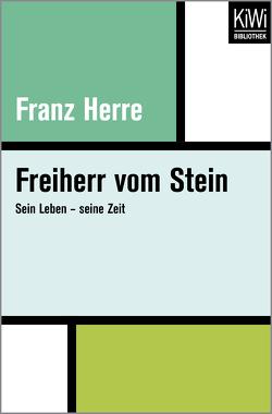 Freiherr vom Stein von Herre,  Franz