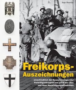 Freikorps-Auszeichnungen von Haarcke,  Ingo