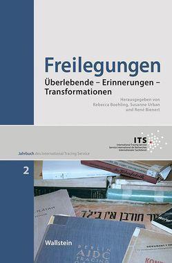 Freilegungen von Bienert,  René, Boeling,  Rebecca, Urban,  Susanne