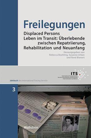 Freilegungen von Bienert,  René, Boehling,  Rebecca, Urban,  Susanne