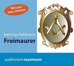 Freimaurer von Falk,  Martin, Pöhlmann,  Matthias