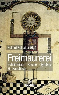 Freimaurerei von Reinalter,  Helmut