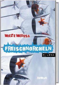 Freischnorcheln von Medusa,  Mieze