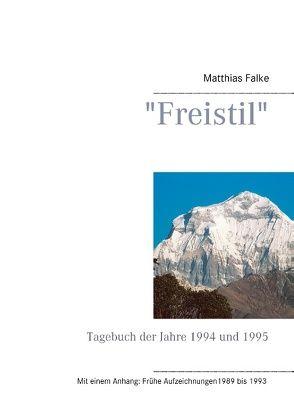 """""""Freistil"""" von Falke,  Matthias"""