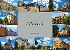 Freital Impressionen (Wandkalender 2019 DIN A4 quer) von Meutzner,  Dirk
