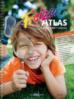 Freizeit-Atlas Baden-Württemberg