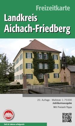 Freizeitkarte Aichach-Friedberg