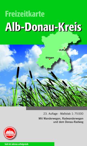 Freizeitkarte Alb-Donau-Kreis