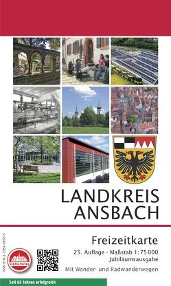 Freizeitkarte Ansbach