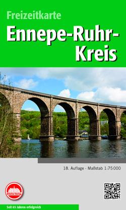 Freizeitkarte Ennepe-Ruhr-Kreis