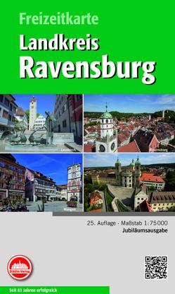 Freizeitkarte Ravensburg