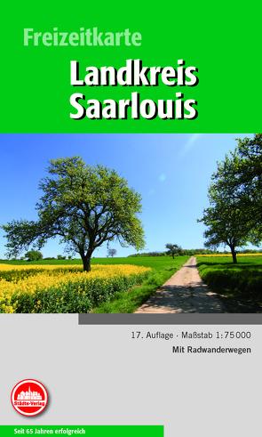 Freizeitkarte Saarlouis