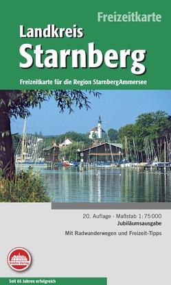 Freizeitkarte Starnberg