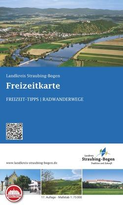 Freizeitkarte Straubing-Bogen