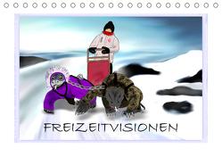 FreizeitvisionenAT-Version (Tischkalender 2020 DIN A5 quer) von Besenböck,  Ingrid