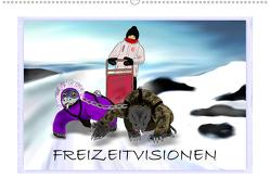 FreizeitvisionenAT-Version (Wandkalender 2020 DIN A2 quer) von Besenböck,  Ingrid