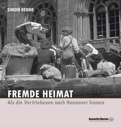 Fremde Heimat von Benne,  Simon