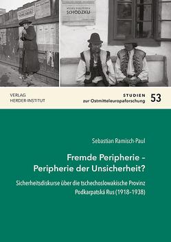 Fremde Peripherie – Peripherie der Unsicherheit? von Ramisch-Paul,  Sebastian